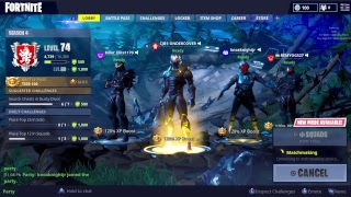 fortnite SQUADS   dont forget to hit that SUBSCRIBE button