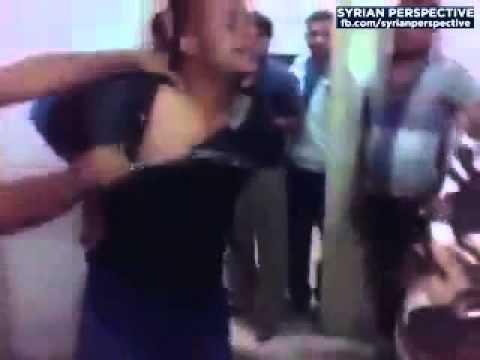 Aleppo Citizens Tortured Sharia Law