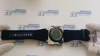 Diesel DZ7222 часы мужские кварцевые видео обзор