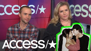 Ryland Adams & Morgan Adams React To Liza Koshy & David Dobrik's Shocking Split | Access