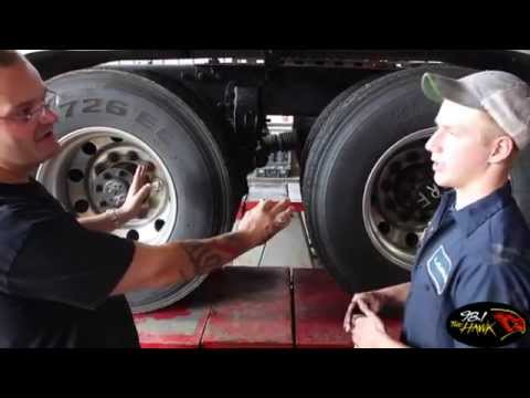 Big Rig Mechanic - Birdsall's Odd Jobs