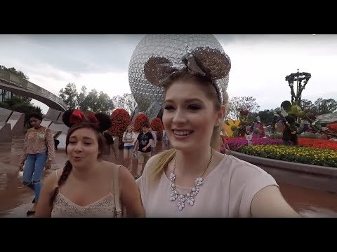 Disney World Vlog! Epcot and Travel Home! :(