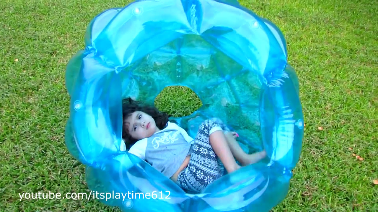 wubble bubble giant balls family backyard fun play