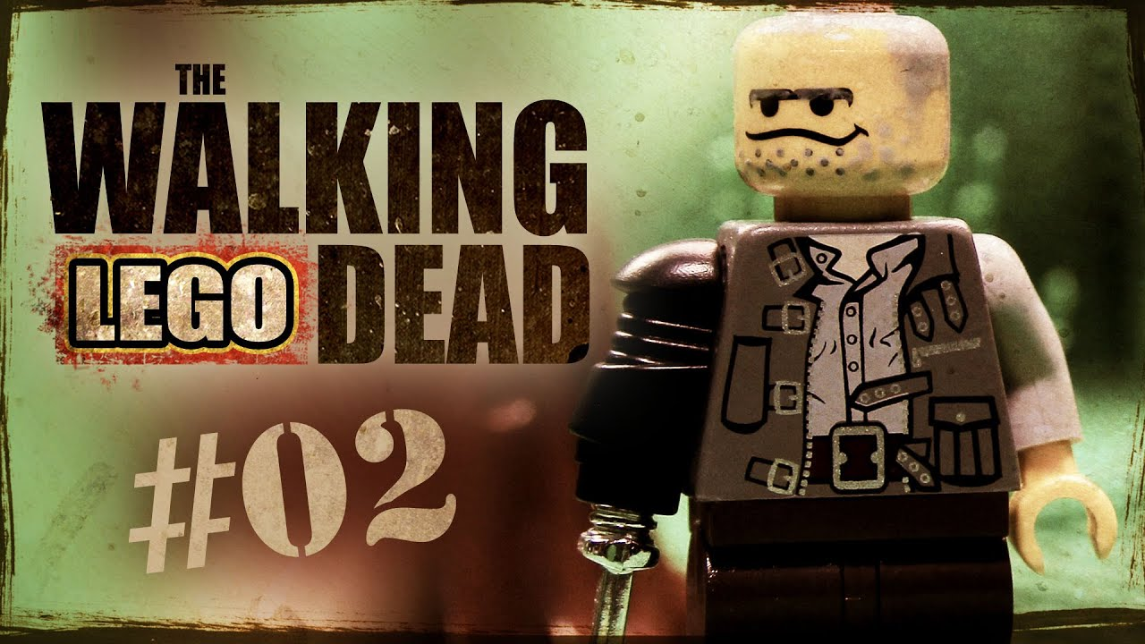 Walking dead lego daryl the walking - Walking Dead Lego Daryl The Walking 53