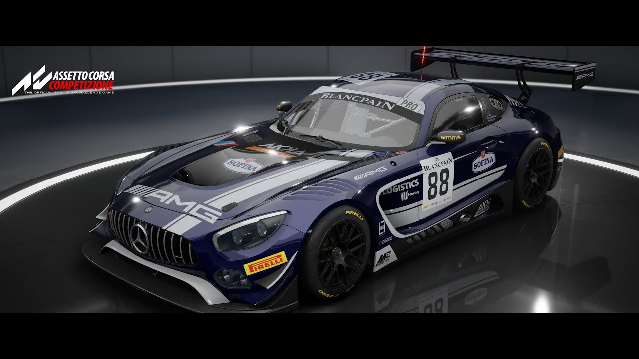 Assetto Corsa Competizione / GREAT RACE  & TRICKY WEATHER / Multiplayer CP Online @ Hungaroring