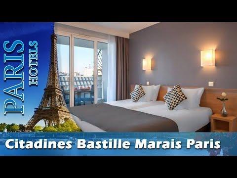 Citadines Bastille Marais Paris - Paris Hotels, France