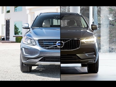 Volvo Xc60 Vs Audi Q5 >> New 2018 Volvo XC60 vs. Old Volvo XC60 - YouTube