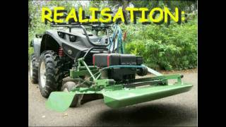 TONDEUSE QUAD MOWER SlimDesign.avi