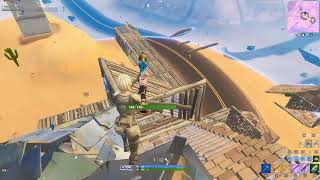 Clapping bots in champion arena in fortnite season 9 / 13kills