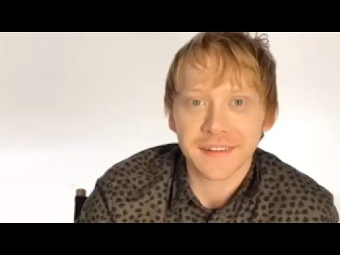 Rupert Grint Q&A On Snatch and His Favorite Disney Princess