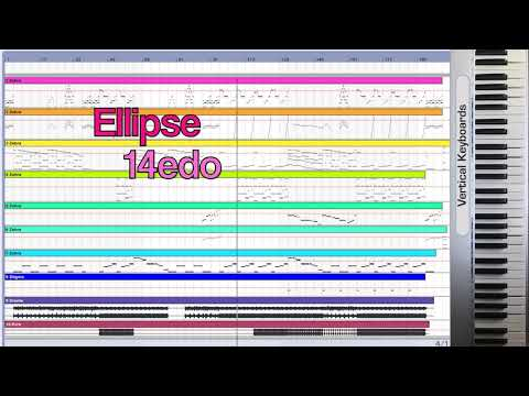 2020-5 Ellipse (14edo) new
