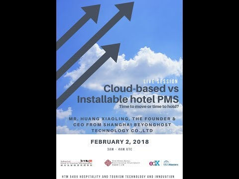 Cloud-based vs Installable hotel PMS - time to move or time to hold?