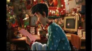 Arthur Christmas vs The Polar Express Part 1