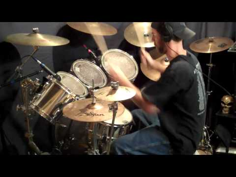 [REQUEST] System of a Down - Toxicity - Drum Cover by Andy Jones [HD]