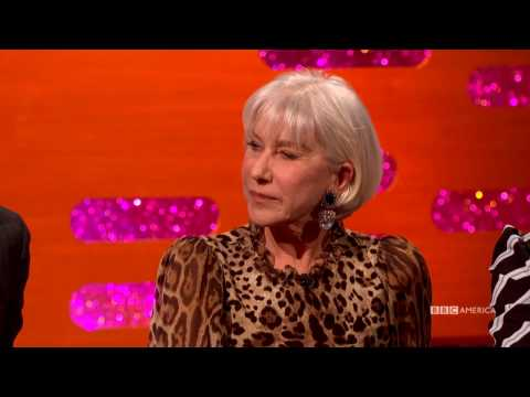 Helen Mirren Likes When Will Smith Gets Cheeky  - The Graham Norton Show