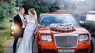 Свадебная прогулка  Андрея и Елены (фотостудия + природа)  ps. качество видео урезано для интернета.