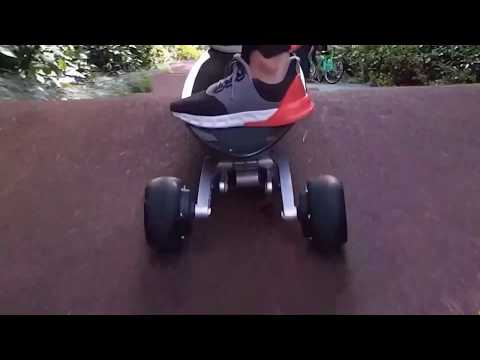 KKA S1 Scooter Riding the shockwave of the future