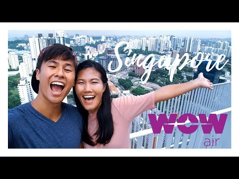 WOW Air Travel Guide Application   Amazing Singapore