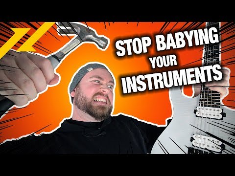 STOP Babying Your Instruments! | GEAR GODS