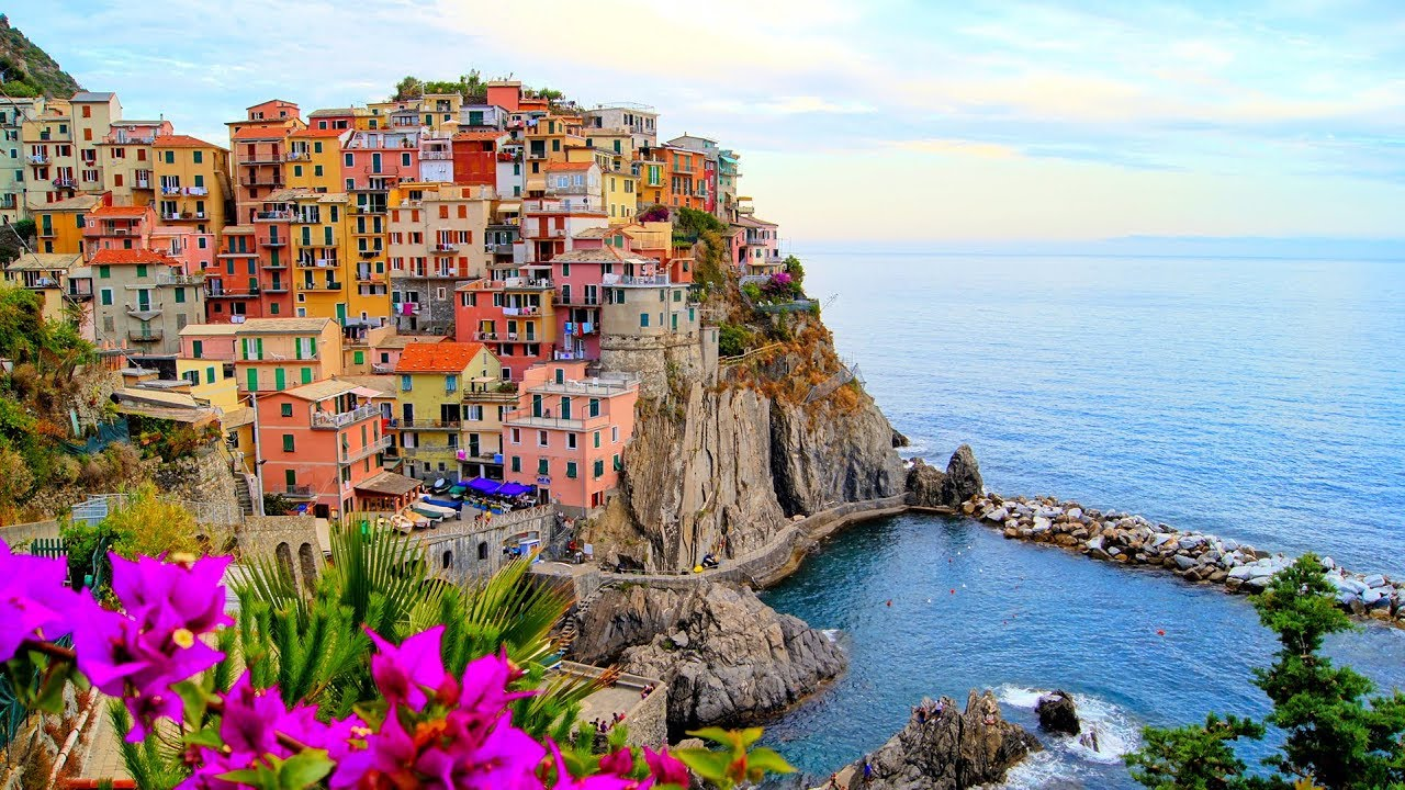 Cinque Terre Pesto Class and Boat Cruise with Lunch