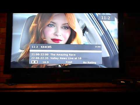 Antenna TV Channels Preview