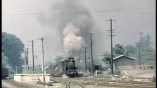 中央西線で活躍するD51形蒸気機関車 4-2・・・