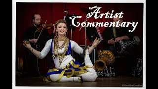 Bellydance | Awalim Recreation WITH COMMENTARY