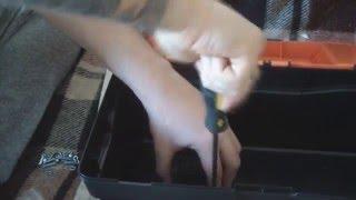 ящик для эхолота Lowrance Mark 5X Pro своими руками