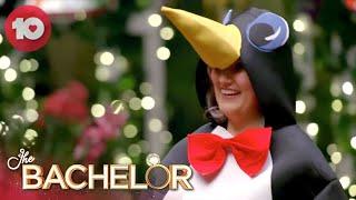 Rosemary Arrives As A Penguin! 🐧 | The Bachelor @Bachelor Nation