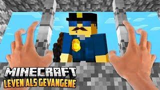 LEVEN ALS EEN GEVANGENE - Minecraft Prison Escape