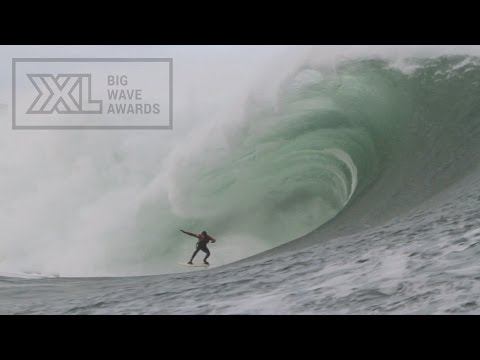 Tom Butler at Mullaghmore - 2015 Billabong Ride of the Year Entry - XXL Big Wave Awards