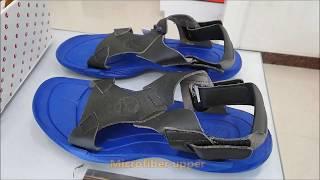 PEPSI  Men Black & Blue Two-Way Microfiber Sandals I UNBOXING I 2018