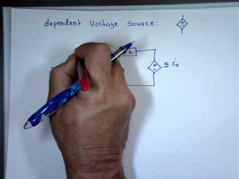 2) Dependent, Independent sources and Ohm's Law