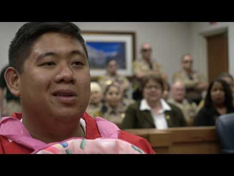 Fresno County Sheriff Lip Sync Challenge