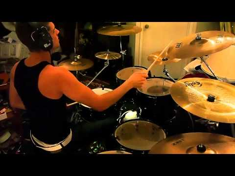 The Ghost Inside - Greater Distance **DRUM COVER** - Returners [HD] mp3