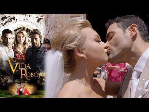 La boda de Monserrat y José Luis | Lo que la vida me robó - Televisa