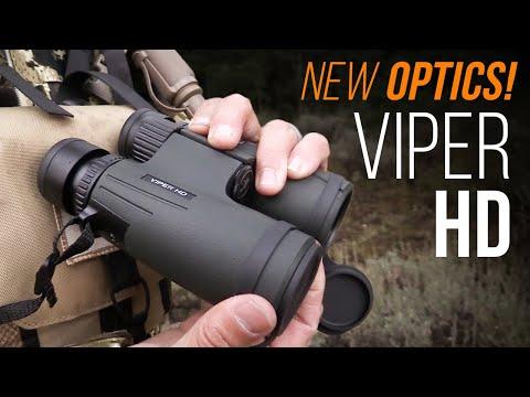 BRAND NEW Vortex Viper HD Optics! A Quick Review