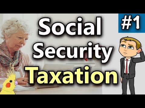 Social Security Taxation Explained! (Taxes On Social Security Benefits)| Part 1 Of 2