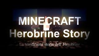 minecraft herobrine story film ita