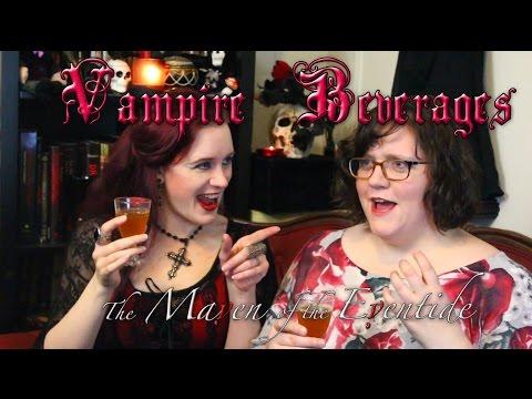 Vampire Reviews: Vampire Beverages