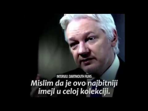DŽULIJAN ASANŽ: VEZA HILARI KLINTON I TERORISTIČKE ORGANIZACIJE ISIS