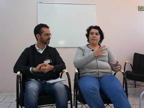 Luciano Fábio entrevista Marcella Colocci