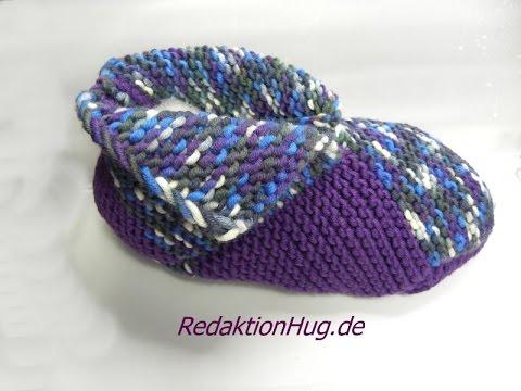 Stricken Puschen Patchwork Schuhe Hatnut Xl 55 Und Fresh