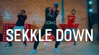 burna boy ft j hus sekkle down jared jenkins choreography danceon class