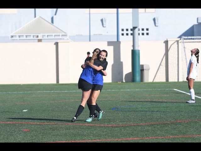 UCLA Womens Club Soccer Spark 2018-2019