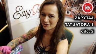 Pierwszy i najdziwniejszy tatuaż? Jakiego wzoru nie wykonasz?  Z.T. 1 odc. 2 | Projekt INK