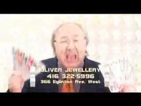 Oliver Jewellery Cashman Music Video