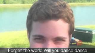Drew Seeley & Belinda - Dance With Me Lyrics