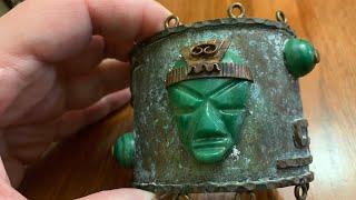 Vintage Jewelry haul unbagging # 49