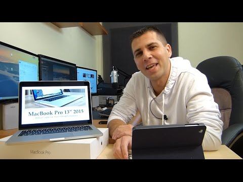MacBook Pro Early 2015 Video Editing Performance